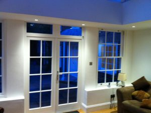 Wooden doors and windows London Bromley