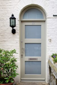 Wooden doors and windows London Hampstead