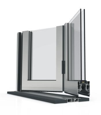 Aluminium systems doors and windows London