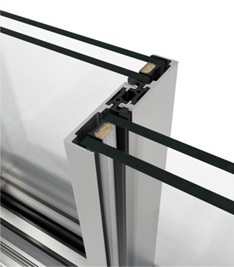 Cor Vision Sliding System With Thermal Break Bespoke