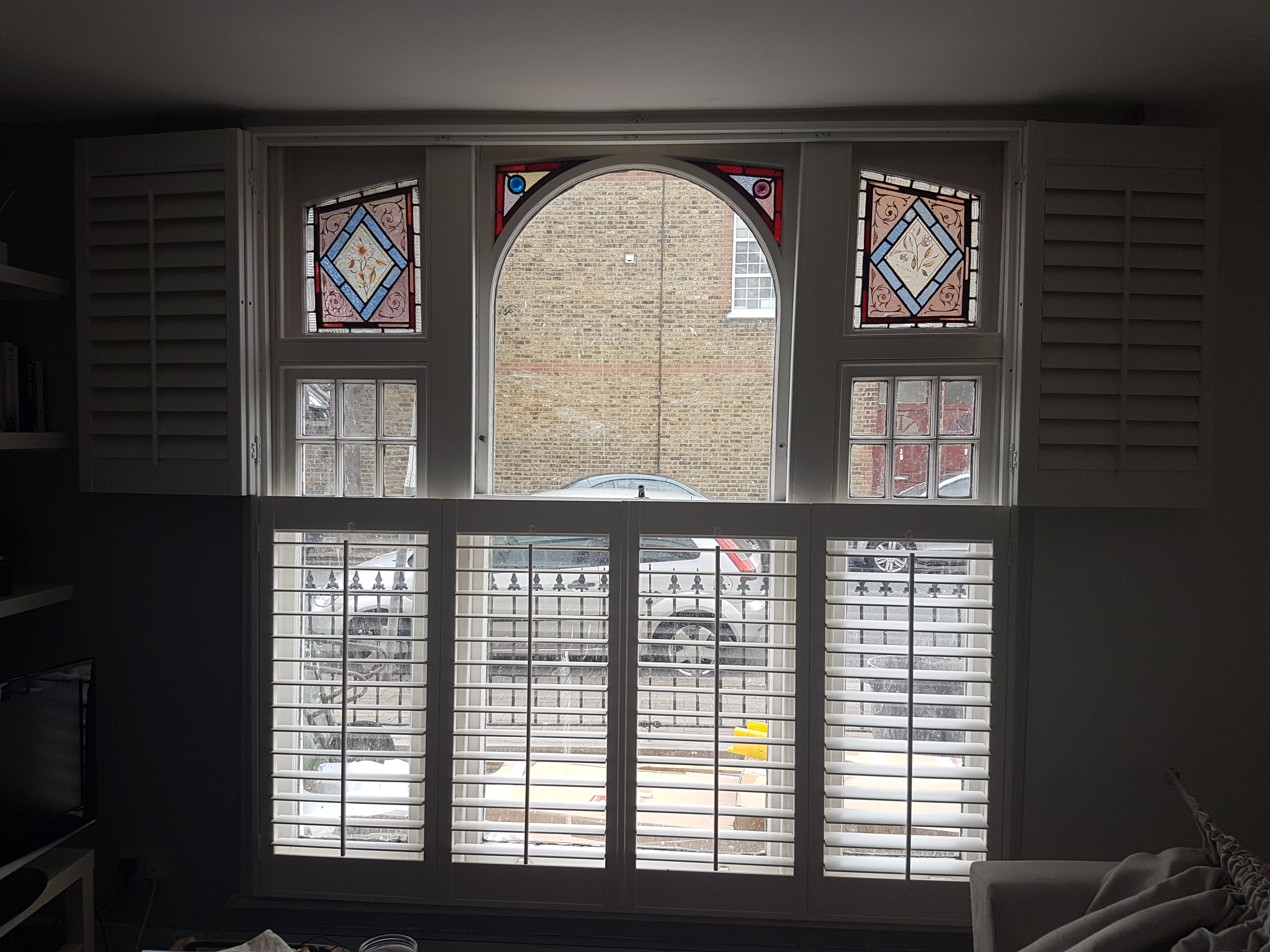 Shutters Bespoke Windows London Wooden Timber