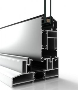 Aluminium slide system windows London