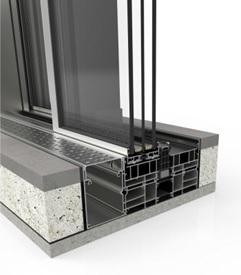 Windows aluminium London